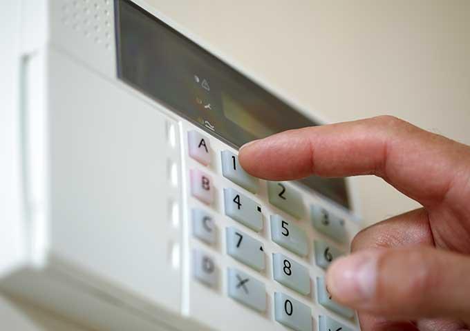 Burglar Alarm Installation Leeds