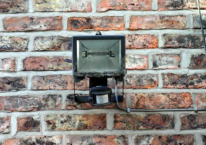 Security Lighting Leeds